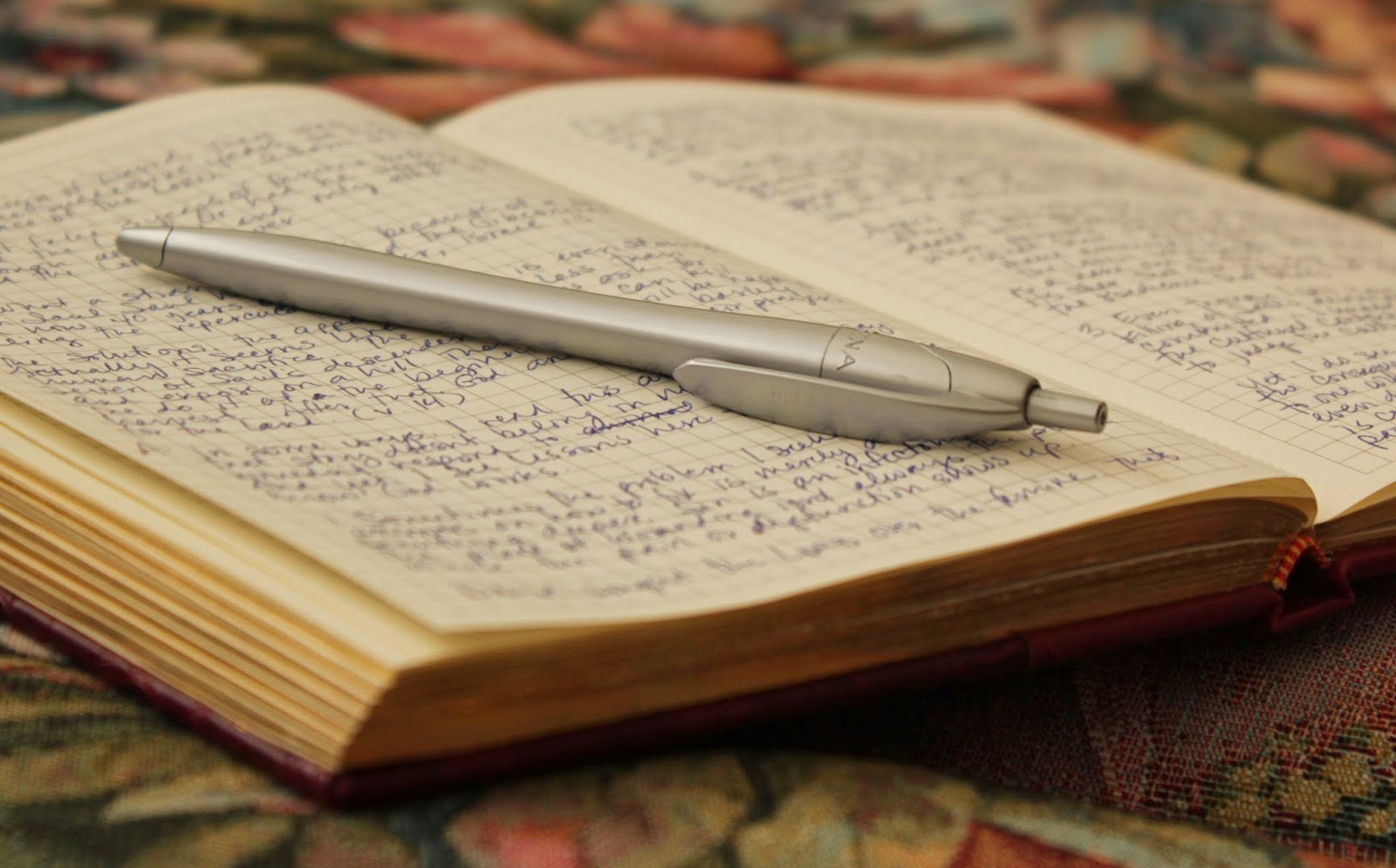 inspirational letters by millie keeping a journal
