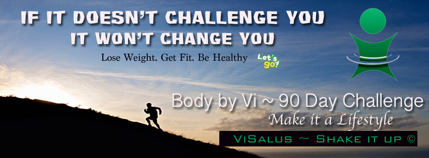 ViSalus ~ Shake it up