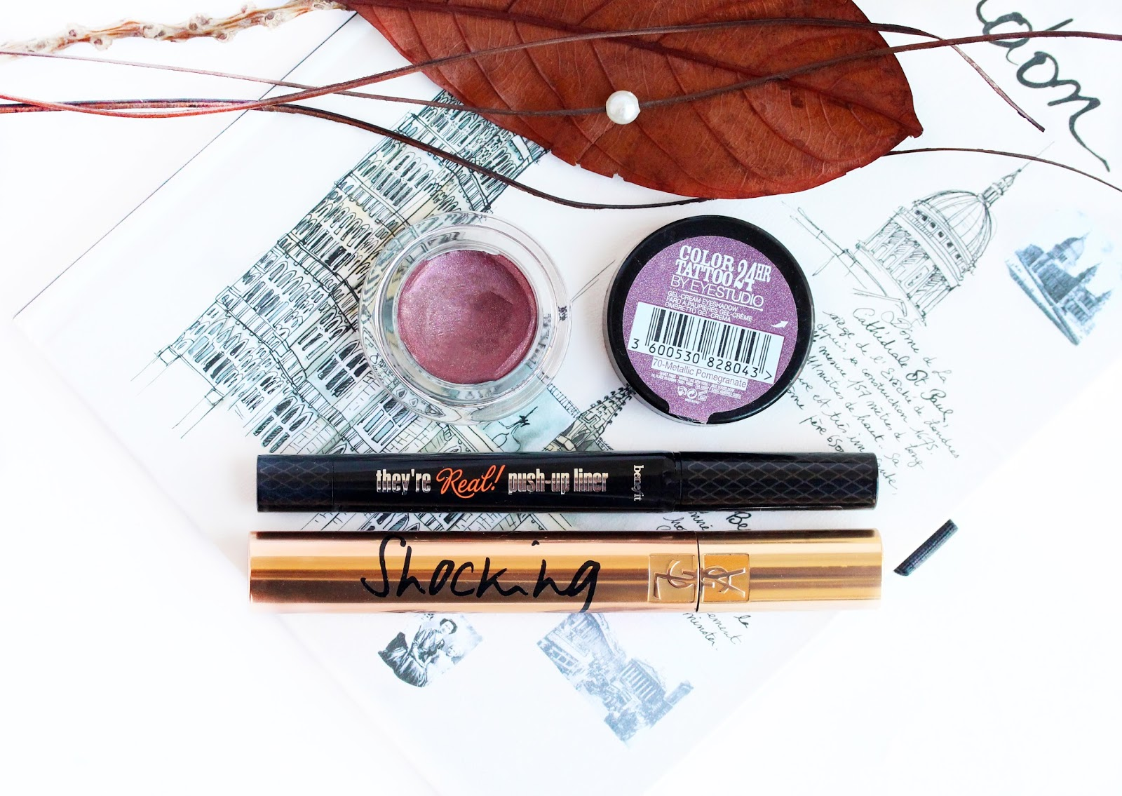Autumn Eye Makeup Essentials