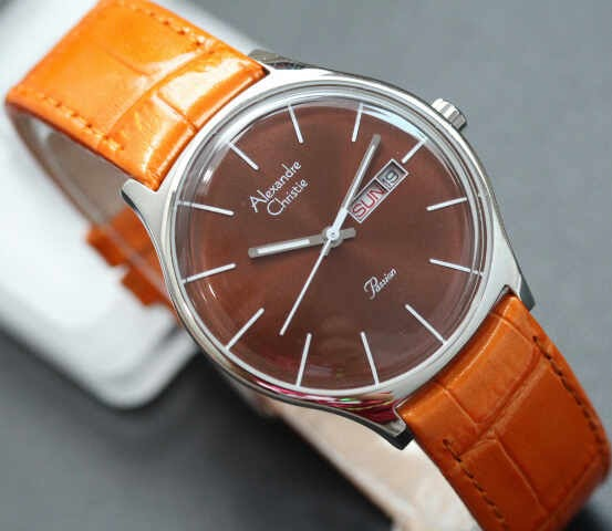 Alexandre Christie 2393 SS orange
