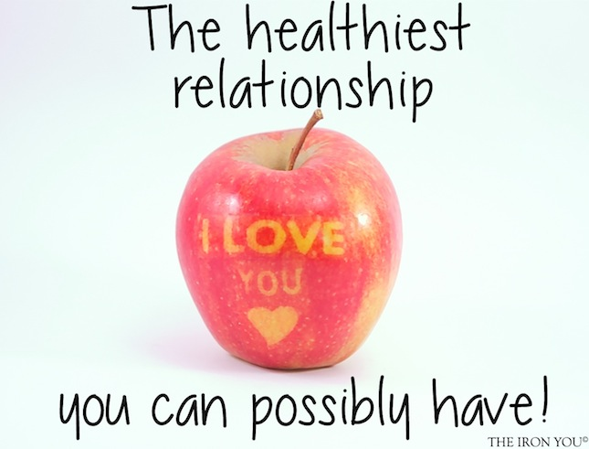 The healthiest relationship you can possibly have