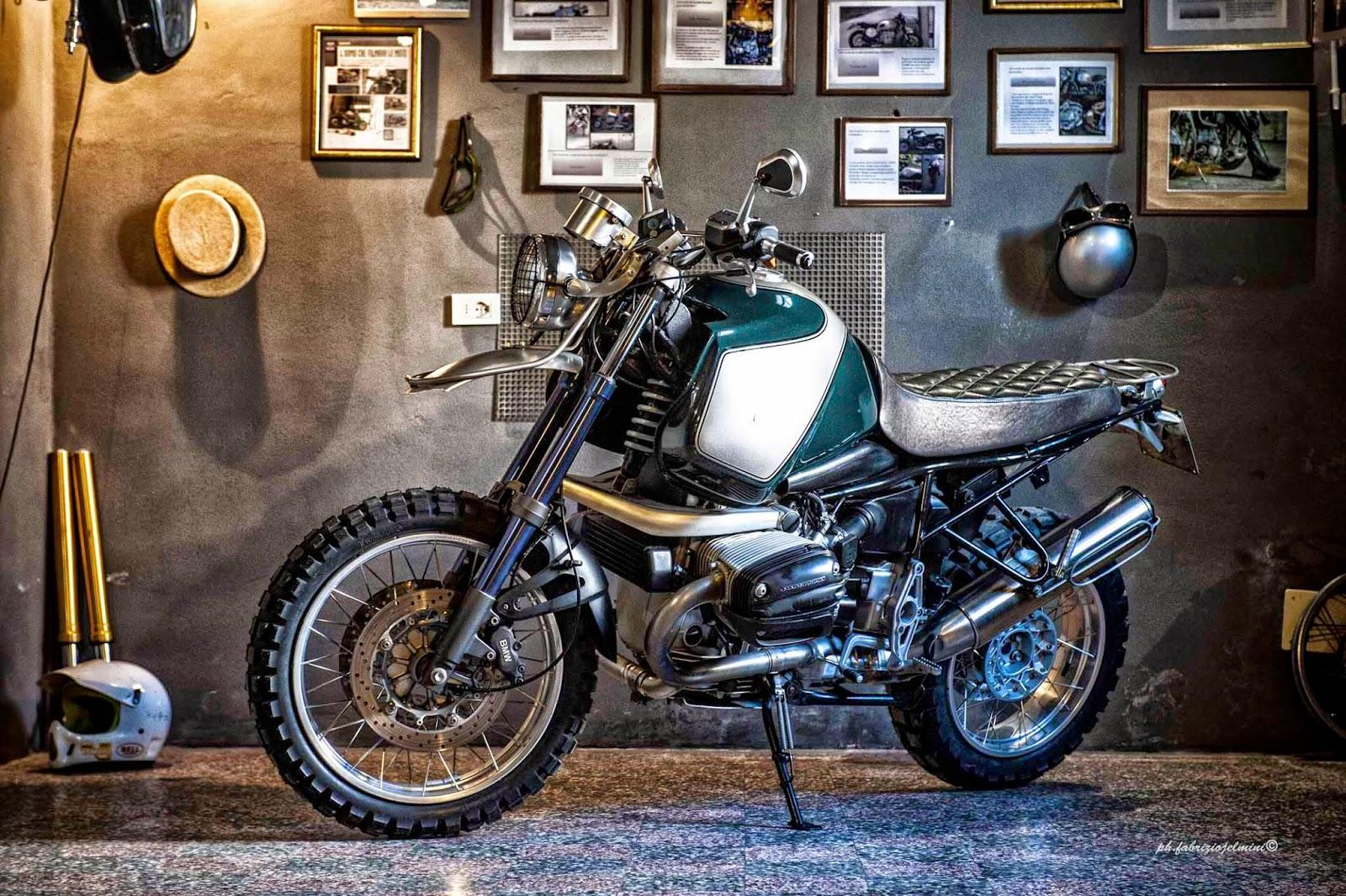 Garage italiano esclusivo - Garage moto bmw belgique ...