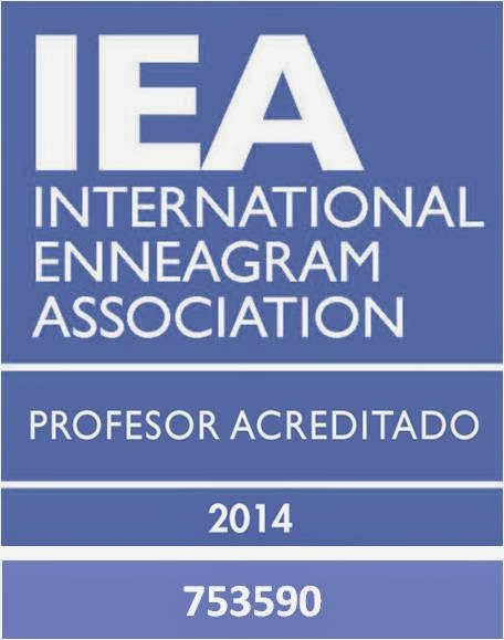 Nueva acreditación de profesora por la IEA con filiación en Madrid.
