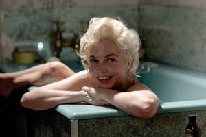 Michelle Williams en Mi semana con Marilyn