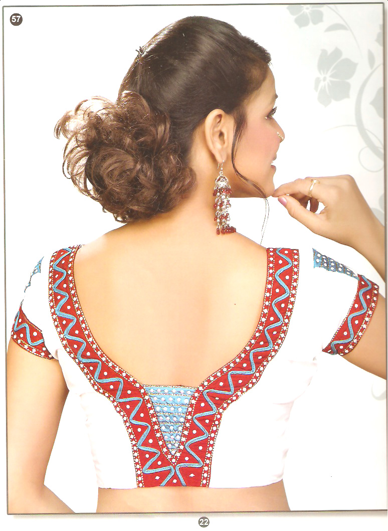 Indian Ladies Blouse Designs 10