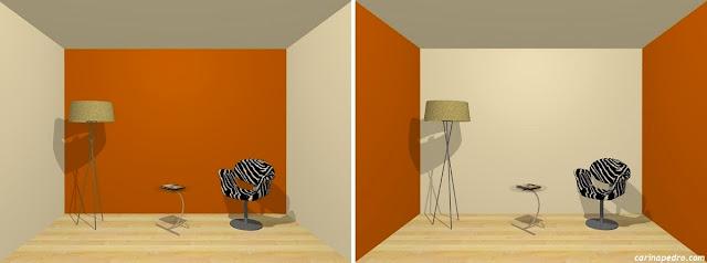 cores nas paredes - imagem 2