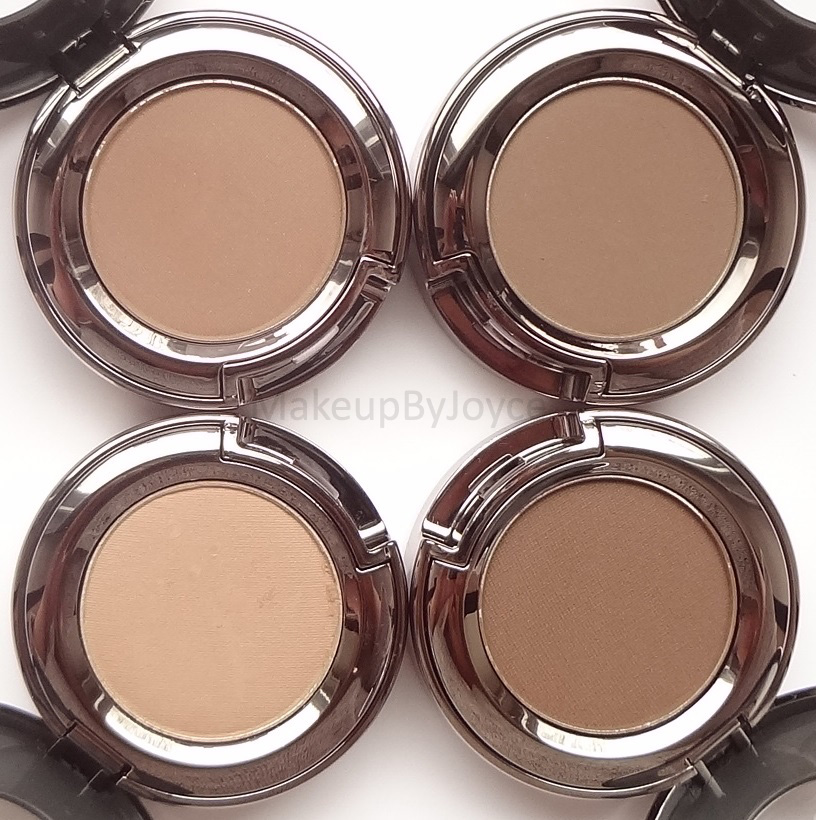 Makeupbyjoyce Swatches Comparison Urban Decay Sephora Inside Jcpenney Stores Exclusive