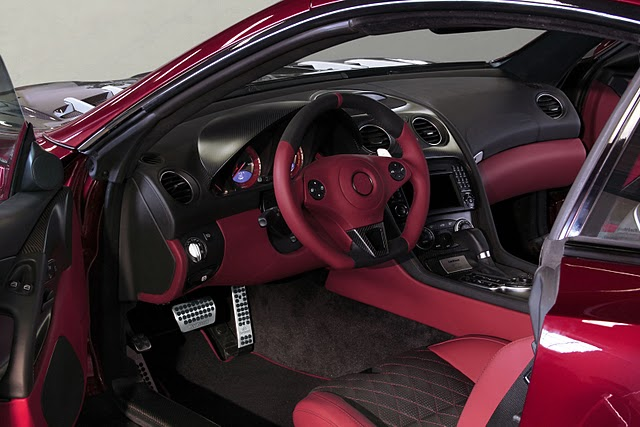 Carlsson C25 Royale interior