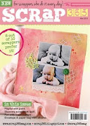 Featured in Scrap365 March Issue