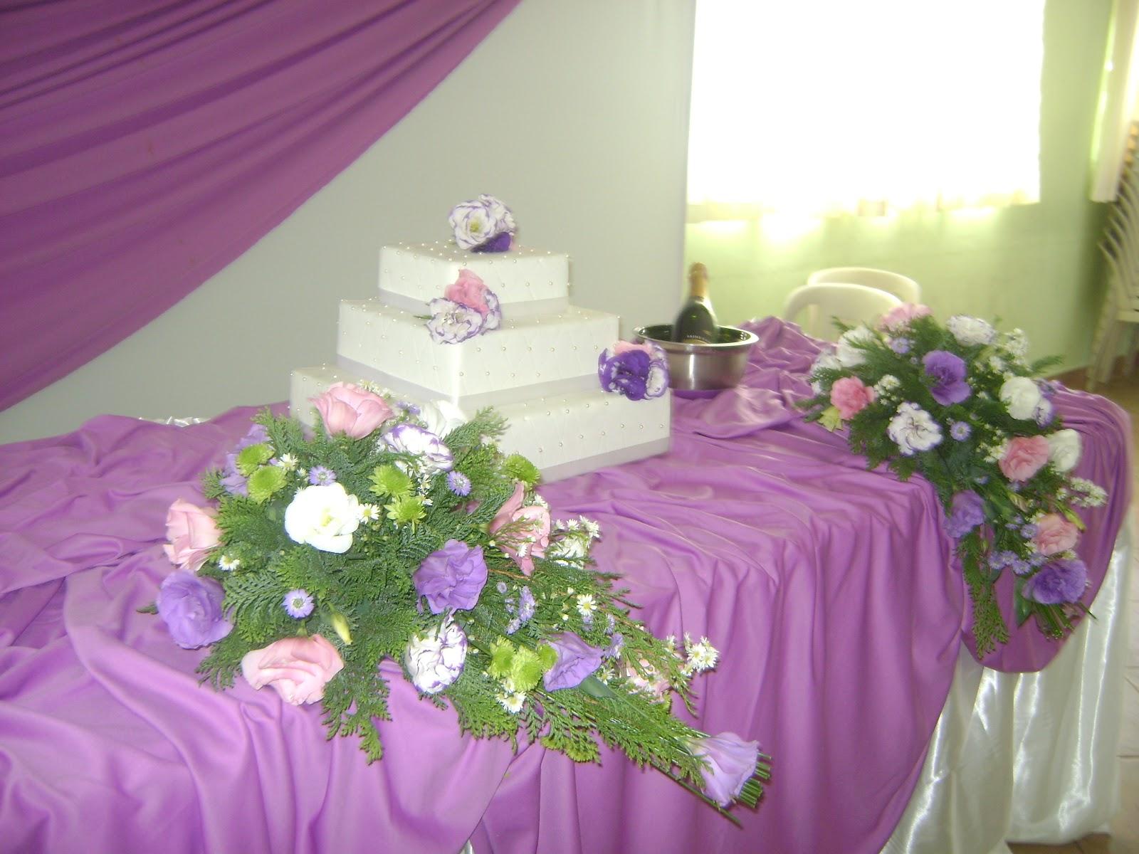 decoracao branco e lilas para casamento: Decorações: Decoração de Casamento Lilas e branco 26/05/2012