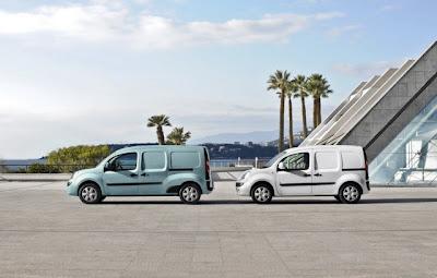 Renault Kangoo Z.E. и Renault Maxi Kangoo Z.E.