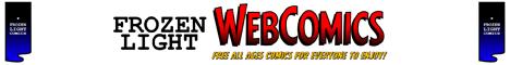 FROZEN LIGHT COMICS' CURRENT WEBCOMICS