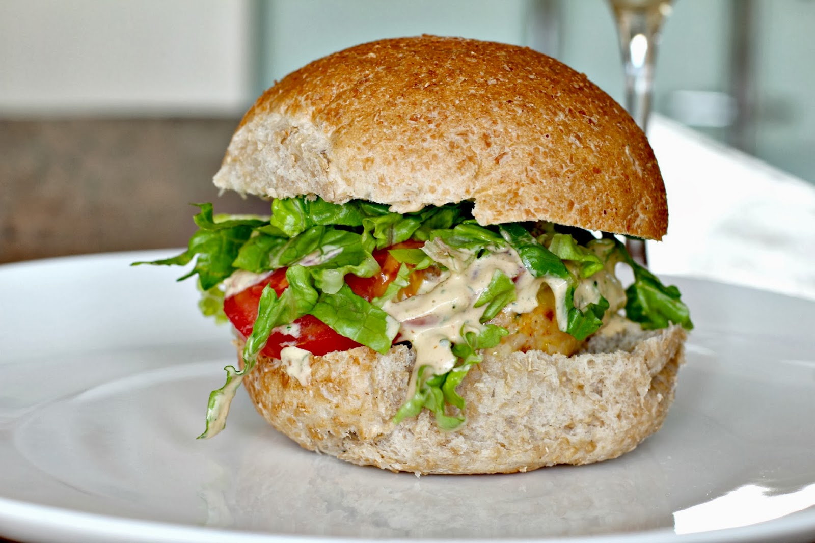 images of chicken burgers - photo #7