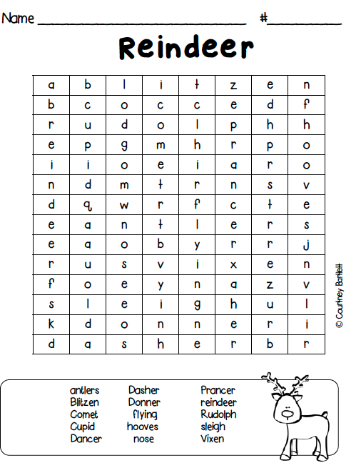 http://www.teacherspayteachers.com/Product/Freebie-Christmas-word-searches-1606539