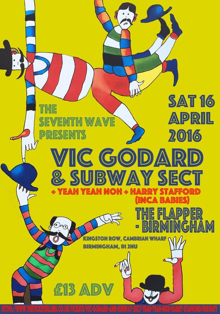 16th April 2016 Birmingham