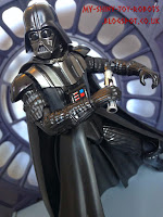 Vader figures out his weapon