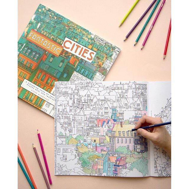 last minute coloring book gifts this christmas - greysuede.com