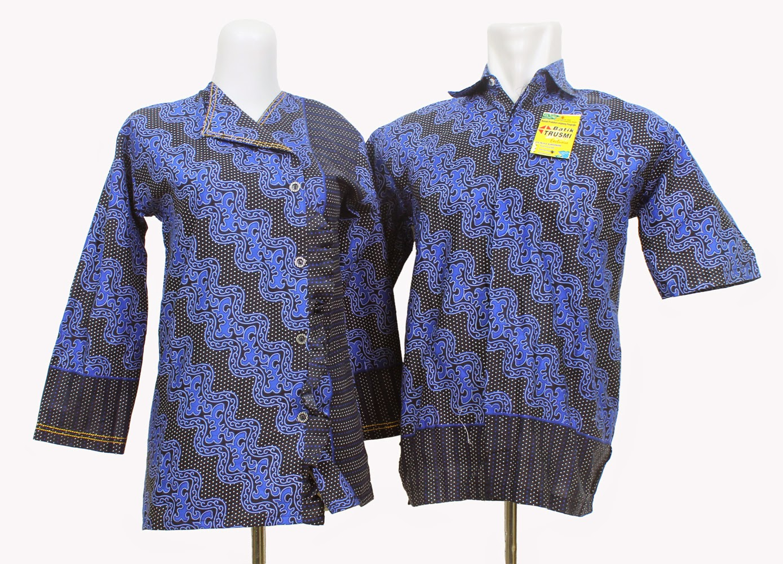 Model Batik Atasan Sarimbit Khas Cirebon