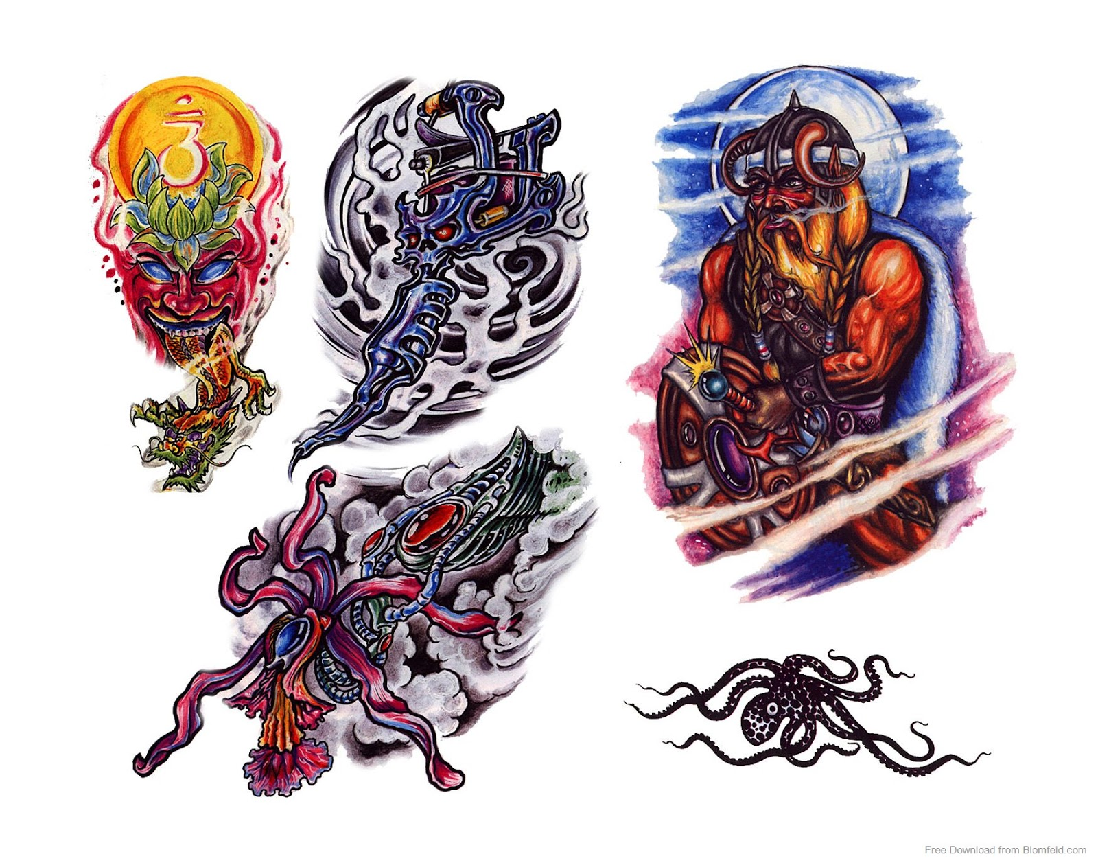 The truth behind free tattoo images are they really for Tattoo designer online free