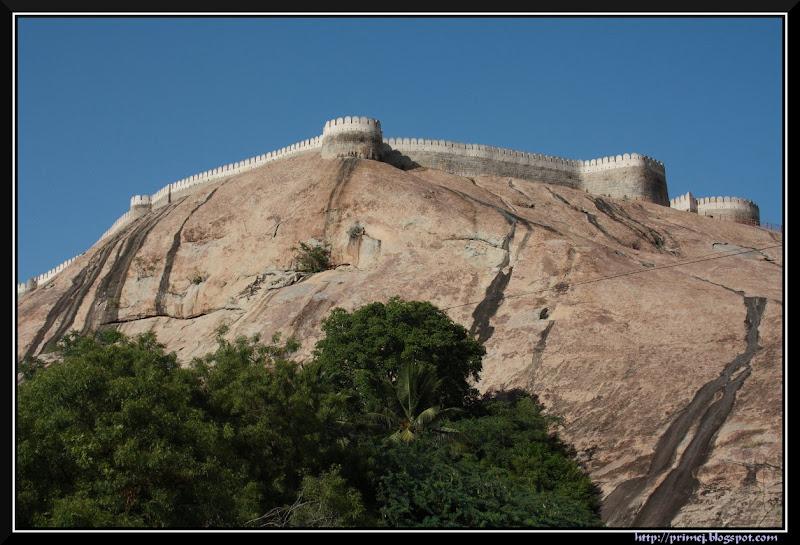 Namakkl Fort