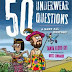 #BookReview 50 Underwear Questions by Tanya Lloyd Kyi
