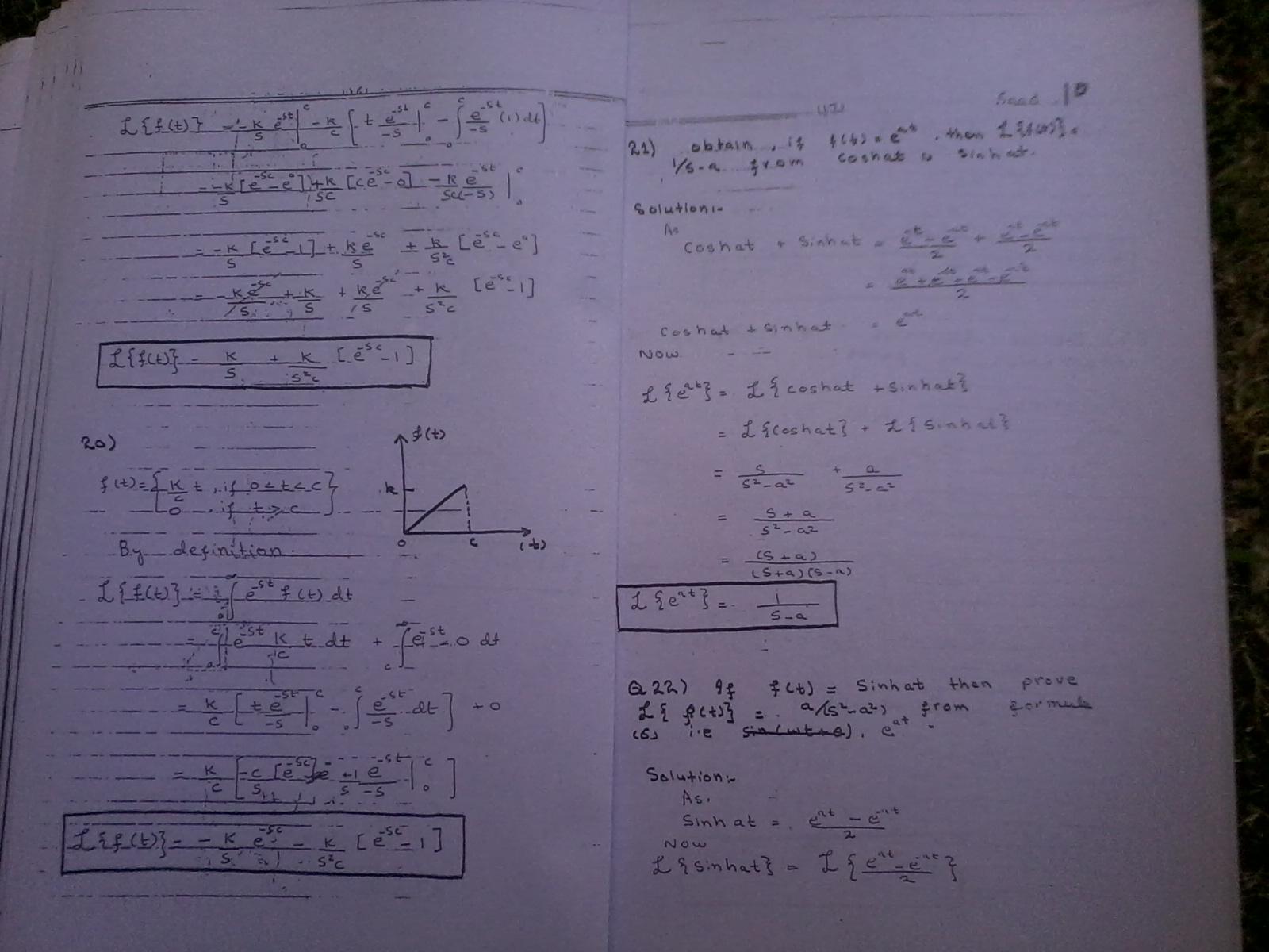 Erwin Kreyszig Advanced Engineering Mathematics documents