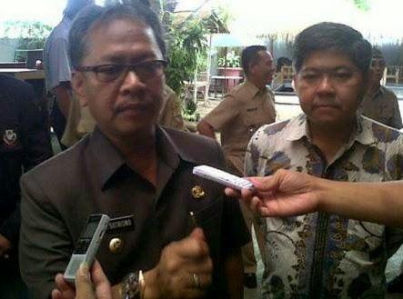 Ano Sutrisno Wali Kota Cirebon meninggal