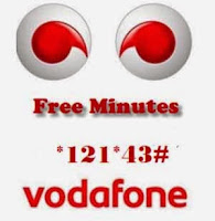 Get Free Vodafone Minutes Offer as Free Talktime (Delhi-NCR Users Only)