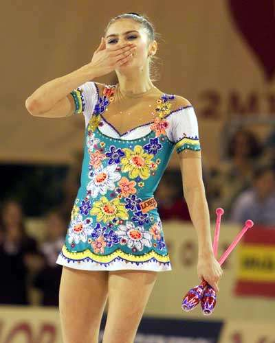 gymnast Alina kabaeva hot Pics | Desktop Sports Stars ...