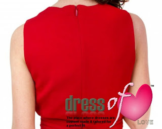 Dress Zipper