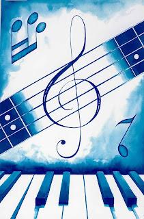 Deixar Jesus conduzir nossas vidas é o mesmo que ver  um especialista na música tocar seu instrumento,  pois ele saberá quando trocar a nota ou mudar o tom!