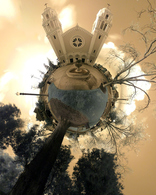 Stereographic Projections photography , Josh Sommers