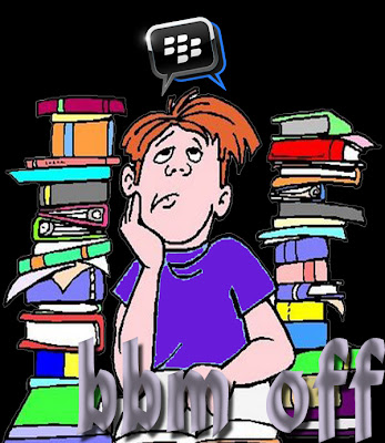 BBM OFF PICTURE,BBM OFF Studying, Studying, blackberry wallpaper, cartoon wallpaper, blackberry, BBM Off, blackberry messanger, funny profil picture for blackberry
