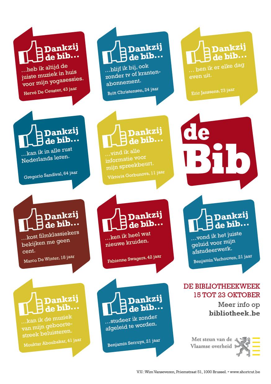 Blog van bibliotheek ieper september 2011 - Tot zijn bibliotheek ...