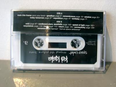 キッドコアラ Space Cadet カセットテープ