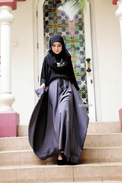 Coretan Hari Ini Hijab Stylish Syar 39 I