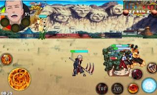 Naruto Shippuden Ultimate Ninja Storm Senki 2 V1.17 Apk+Mod