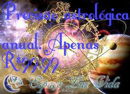 Previsão Astrológica Anual