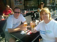 Milton Keynes dentist charity bike ride