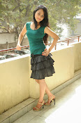 Young Actress Asha Rathod Glam Pics-thumbnail-5