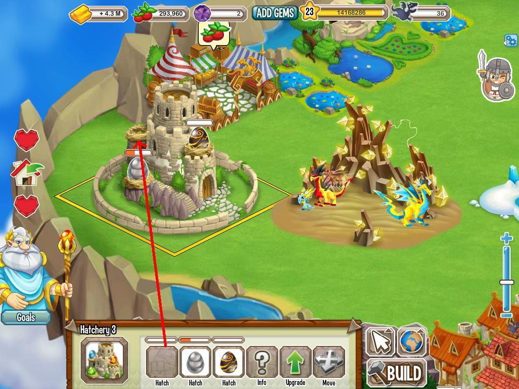 Dragon City Poo Dragon