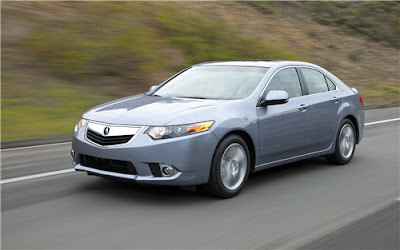 2010 Acura  Review on Acura Tsx Sedan 2011 For The My2011 The Acura Tsx Receives Exterior