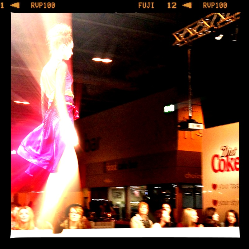 Catwalk Clothes Show live