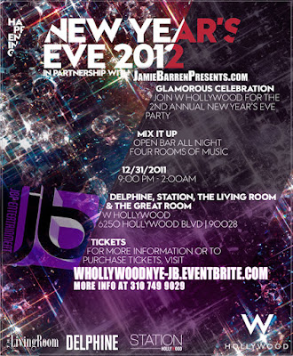 W Hollywood 2012 New Years Hollywood La Nightlife 2018 Nightclubs Events Guide