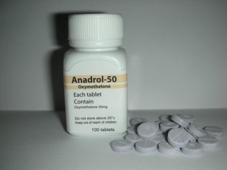 Anadrol 50