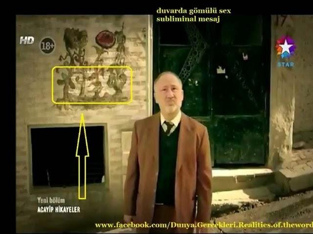 Türk Dizilerinde Illuminati Efsane Avlayalım