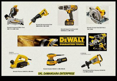 Dewalt Hand Tools