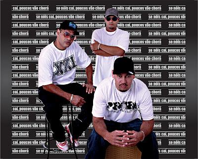 em 2000 com a intenção de expandir o HIP-HOP formamos o grupo LEGIÃO DA RIMA junto com o DJ Tito,Bhiel atual integrante do 7º SELO e o mano Carlos.A atual formação do LEGIÃO DA RIMA são DJ TITO,RERISON E CARLOS.