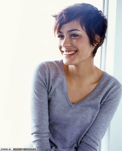 Shannyn sossamon short hair images amp pictures findpik