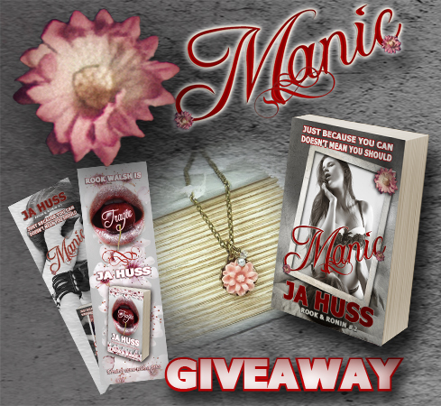 WINNERS: Manic Cover Reveal and Friday Night Freebie